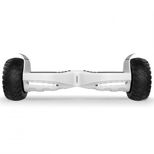 Original Segboard 3.0 Evercross Off The Road Hummer i Hvid med Bluetooth