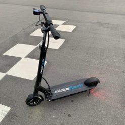 Elektrisk Løbehjul Skateflash URBAN 2 i Sort