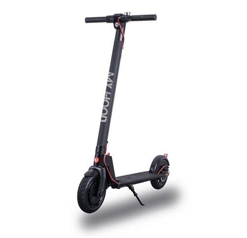 Elektrisk løbehjul MY HOOD Smart GLX 8.5 i sort