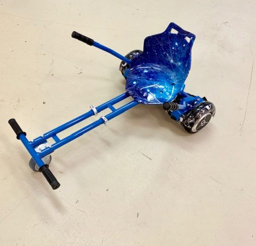 Original Hoverkart limited edition BLUESKY Gokart