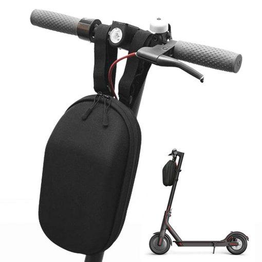 Skateflash Køretaske til elektrisk løbehjul i Sort - Vandtæt